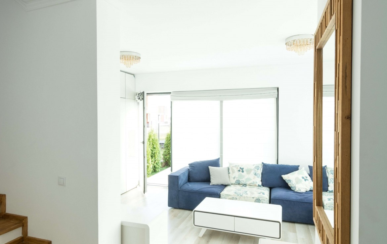riverside residence interior living