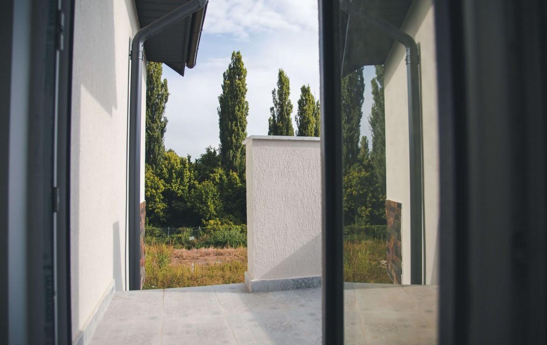 Vila Residence vedere spre terasa